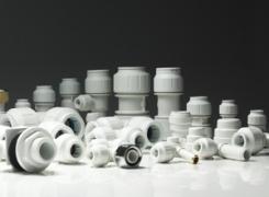 Пластиковые фитинги - 12, 16 и 20 мм